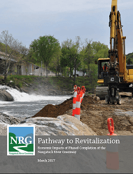 Pathway to Revitalization: Economic Impacts of Phased Completion of the Naugatuck River Greenway