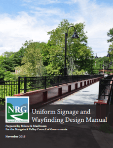 Naugatuck River Greenway Uniform Signage And Wayfinding Design Manual