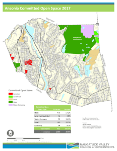 ansonia open space map