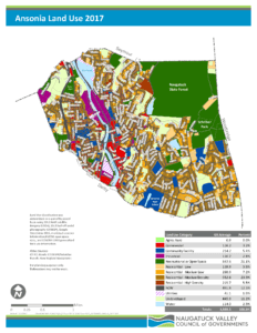 Ansonia Land Use Map
