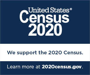 Census Partnership Badge