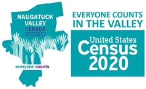 Naugatuck Valley 2020 Census Logo Small