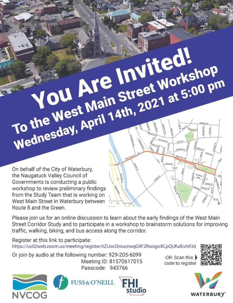 Flyer for project meeting